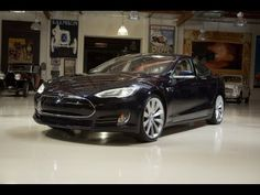 I can not believe what Jay does to the Tesla S featured in Jay Leno's Garage. A 100% electric car can do this.