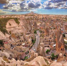 Cappadocia ~ Turkey