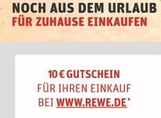 Rewe: 10 Euro Rabatt für Neu- und Bestandskunden beim Lieferservice http://www.discountfan.de/artikel/essen_und_trinken/rewe-10-euro-rabatt-fuer-neu-und-bestandskunden-beim-lieferservice.php Bei Rewe gibt es ab sofort für Neu- und Bestandskunden des Lieferservice einen Rabatt von zehn Euro, einlösbar ab einem Bestellwert von 40 Euro. Gültig ist der Coupon bis Ende des Jahres. Rewe: 10 Euro Rabatt für Neu- und Bestandskunden beim Lieferservice (Bild: Rewe.de) Um den Rew