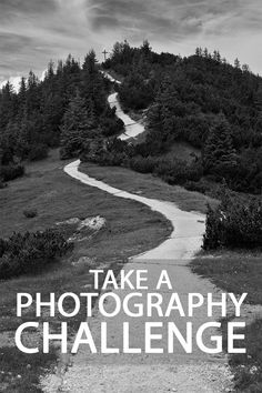 Five examples of photography challenges you can take up that will noticeably improve your photography skills.
