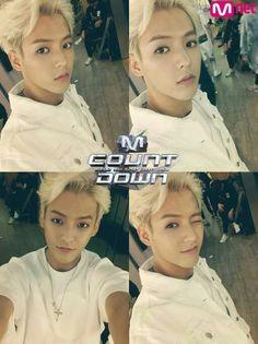 BTOB | Lee Min Hyuk | 141016 | M Countdown (b+s) | Facebook