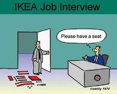 job hunting - job interviewing - work humor and memes