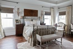 full-bedroom-with-curtains