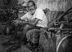 Arthur's bike shop was the only place to go to for bicycle repairs as boy and still is to this day! His trademark beard, smile, laid back nature and love for what he does all remain making not just the shop but Arthur himself, an icon in L'ville.