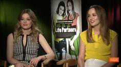 Leighton Meester and Gillian Jacobs Discuss 'Life Partners' Gillian Jacob, Leighton Meester, Life Partners, Interview, Blouse, Tops, Women, Fashion, Moda