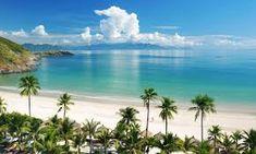 My Khe Beach, Nha Trang near Da Nang Vietnam
