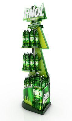 Pinol MX Alen Industrias on Behance