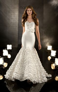1000 images about my new wedding dress vision on for Fit and flare wedding dress body type