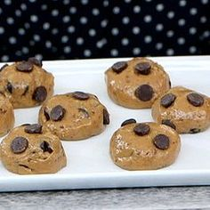A Pre-Workout Snack That Tastes Like Cookie Dough!