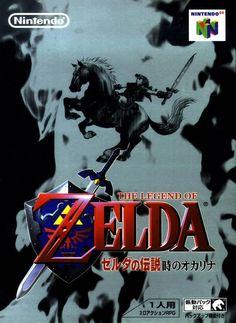 """21/11/1998 Nintendo lanzaba Zelda no Densetsu: Toki no Ocarina es decir, The Legend of Zelda: Ocarina of Time para Nintendo 64. Para muchos, el mejor juego de la historia. Y es que argumentos no faltan: """"Son demasiados motivos como para enumerarlos, pero ningún otro juego ha alcanzado la misma inmersión, dedicación e implicación emocional personal. Sigue siendo mágico"""" Harri Granholm."""