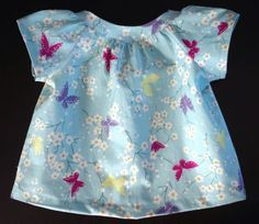 J'ai envie... : TUTO DE LA BLOUSE BABY GIRL, complément tuto petit citron blouse alma (plus précis )