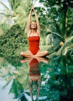 Yoga/Nature.