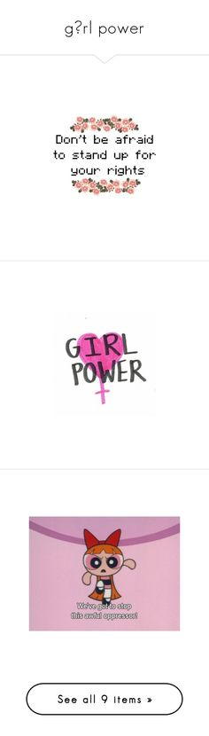 """""""g🌹rl power"""" by child-of-jove ❤ liked on Polyvore featuring fillers, words, text, quotes, backgrounds, doodle, phrase, embellishment, saying and scribble"""