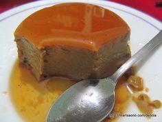 Custard Pudding de Panela de Pressão