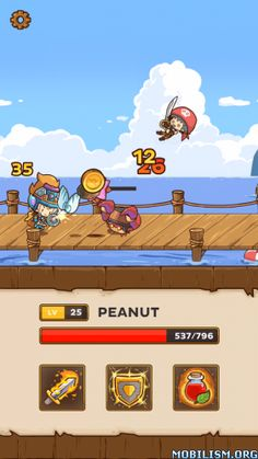 Postknight v1.0.10 [Mods]Requirements: 4.3 + ROOT + Apply patches in Lucky PatcherOverview: Postknight reimagines the best parts of role-playing games into bite-sized bits within an exciting delivery adventure.  The story...