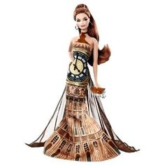 """Big Ben Barbie. Review: """"Received it in a timely manner."""""""