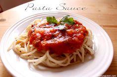 Eat Without Gluten: DIY Gluten-free Pasta Sauce