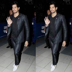 Handsome as always - @ranbirdeepi - #bollywood #sidharthmalhotra by #BollywoodScope