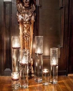 Glowing details of the ornate Grand Ballroom mantel. || Venue: @ebellofLB | Catering: @treslacatering | Coordination: @atyourdoorevents | Photography: @kristinaleephotography | @luxurydjs | Floral Design: @penelopepotsfloraldesign @rpweddingstudio @minted @pronovias @friartux @dessygroup @thewhitedress @natalierockdoesmyhair @tianaraeartistry