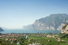 Pescheria del Garda, Italy - oh my! Imagine how heavenly to live here, amazing view! Italy Pictures, Places In Italy, Lake Garda, Verona, Italy Travel, Architecture Art, Adventure Travel, Beautiful Places, Garda Italy