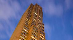 55th street residence hall - the tallest residence hall in America