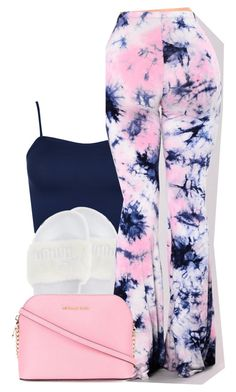 """""""Summer 17'"""" by alexanderbianca ❤ liked on Polyvore featuring WearAll, Puma and MICHAEL Michael Kors"""
