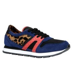 (aldo.com) FLASCH Material: Textile Sole: Rubber Perfect to pair with jeans or yoga pants, these laced sneakers are as comfortable as they are practical.  - Lace-up sneaker. - Round toe. - Jogger sole. color NAvy