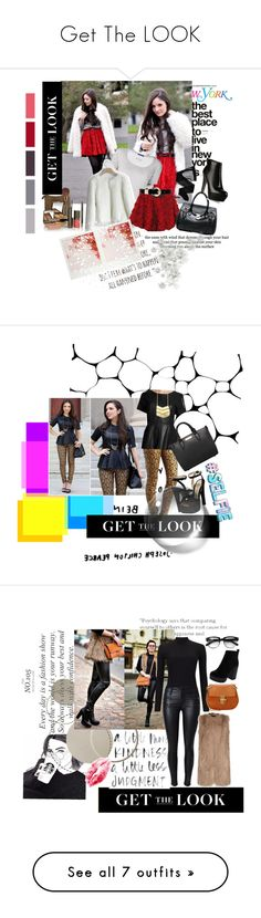 """""""Get The LOOK"""" by starlightdoh ❤ liked on Polyvore featuring ATM by Anthony Thomas Melillo, Chicwish, Wolford, Sergio Rossi, Lauren Hutton, Worthington, Chinese Laundry, Mata Traders, Miss Selfridge and Theory"""
