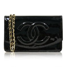 Chanel Black Patent Cross Body http://www.consignofthetimes.com/product_details.asp?galleryid=6858