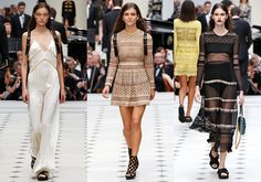 Cinco looks do desfile da Burberry e como usá-los