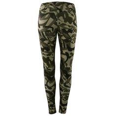 faa94ac0a36b33 Skinny Camouflage Leggings - Trendsology Workout Leggings, Women's Leggings,  Leggings Are Not Pants,