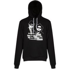 Chicago Men's Black Blues Brothers Hoodie - A Clark Street Sports Exclusive Chicago Shirts, Blues Brothers, Hoodies, Sweatshirts, Street, Sports, How To Wear, Black, Hs Sports