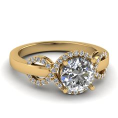 yellow-gold-round-white-diamond-engagement-wedding-ring-in-pave-set-FDENR9164ROR-NL-YG