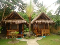THE 10 BEST Hotels in Port Barton for 2020 (from - Tripadvisor - Port Barton Accommodation Bamboo House Design, Tiny House Design, Village House Design, Village Houses, Container Hotel, Bamboo Building, Hut House, Bahay Kubo, Beach Bungalows