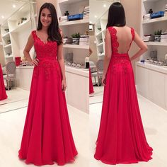 "e6c1b2beac9d Isabella Narchi no Instagram  ""Linda demais!!!  dress  red  details   atelier  byisabellanarchi  isabellanarchicouture  analuisarom❤ ❤ ❤ """