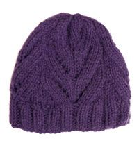 Giftie Slouchie Beanie----------opps ------this is a knit pattern --sorry!