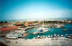Paphos Harbour, Cyprus - returning there for the 4th time this year. Love it here