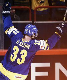 Henrik Sedin - World Championships 2013