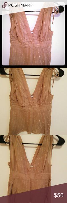 Cant?o top Brand new, Cant?o top...with gold lurex. Cant?o  Tops Blouses