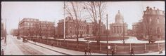 Boston City Hospital, Harrison Ave, Boston, Mass, circa 1903