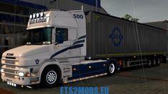 Scania T Trans Rivage 1.18 - ETS2MODS.EU - Euro Truck Simulator 2 Mods