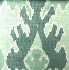 Kelly Weastler's Bengal Bazaar in jade