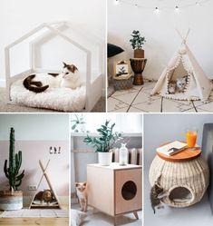 Cat Cave Crochet Pattern, Reptiles, Cat Gym, Animal Activities, Pet Furniture, Pet Home, Cool Pets, Diy Stuffed Animals, Animal Design