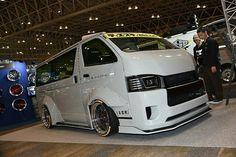 Toyota Hiace mod (T.S.D. Styling)