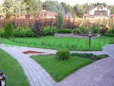 входная зона загородного участка - Поиск в Google Sidewalk, Google, Side Walkway, Walkway, Walkways, Pavement