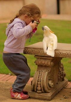 Younger children are most sweet things in the world