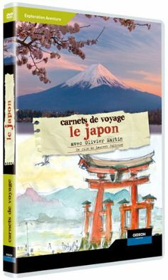 Carnets de voyage Japon: Amazon.fr: Olivier Martin, Laurent Joffrion: DVD & Blu-ray