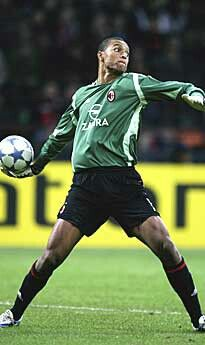 Nelson Dida was one of the best Milan's goalkeepers
