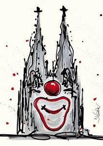 Pin Von Ed Finnerty Auf Clowns Karneval Bilder Karneval Basteln Karneval Spruche