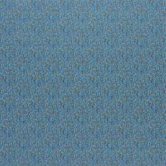 varenne - turquoise fabric | Designers Guild Kantoor: Varenne turquoise FG 1905/05 Woonkamer: Varenne ecru FG 1905/01